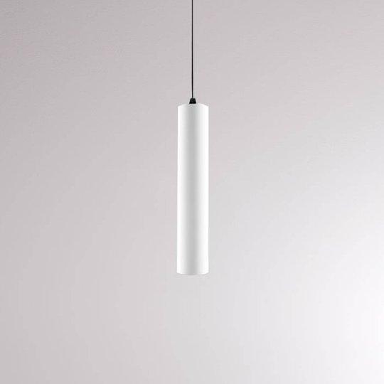 LOUM Divo LED-pendellampe 927, hvit lengde 30 cm