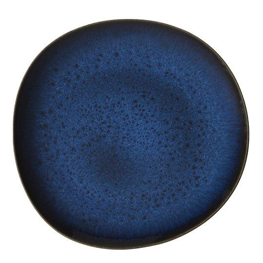 Villeroy & Boch - Lave Bleu Tallrik flat 28 cm