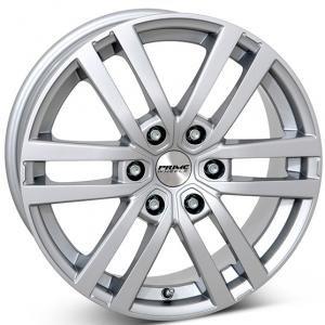 Prime Yukon Silver 7.5x18 6/114.3 ET50 B66.1