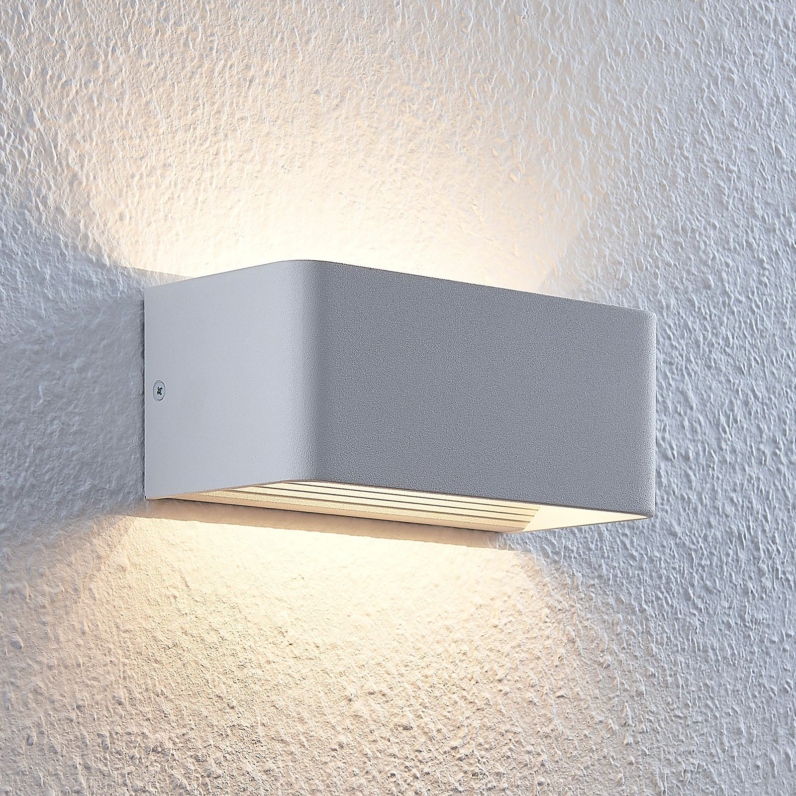 Minimalistisk LED-vegglampe Lonisa