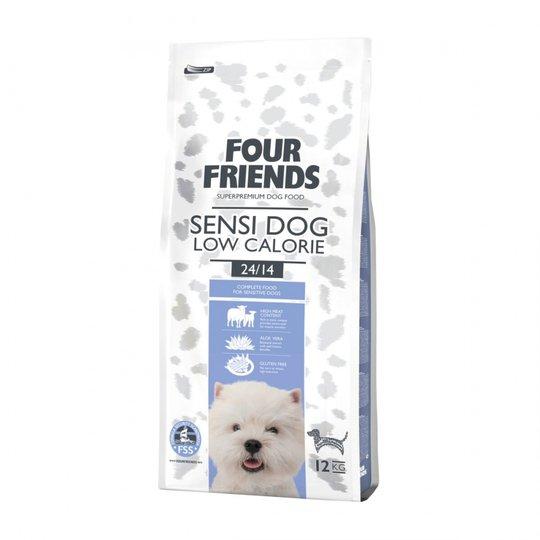 FourFriends Dog Sensi Dog Low Calorie (12 kg)