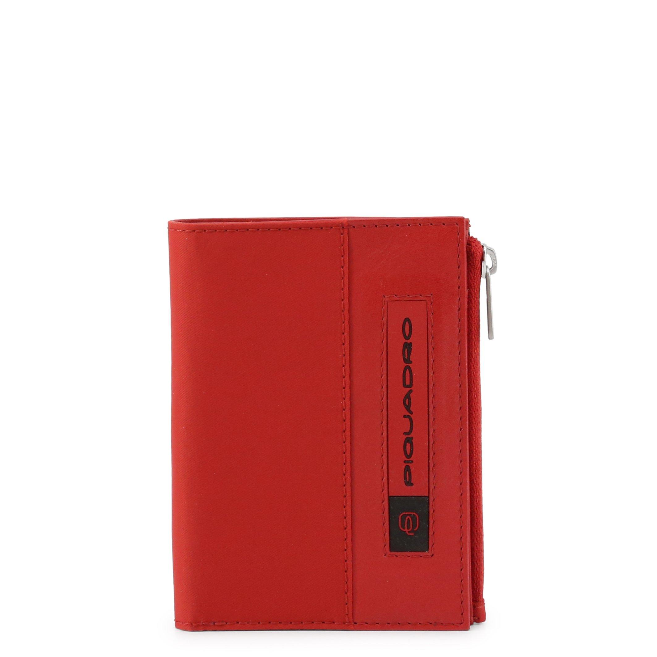Piquadro Men's Wallet Various Colours PU4462BIO - red NOSIZE