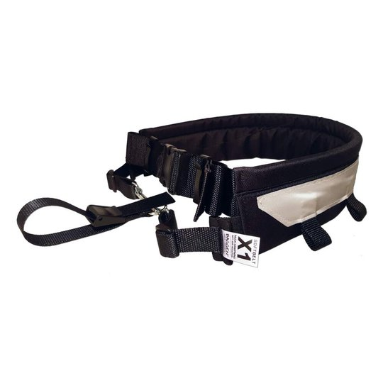 Baggen Softbelt Reflex Grå X1 Mjuk Dämpning