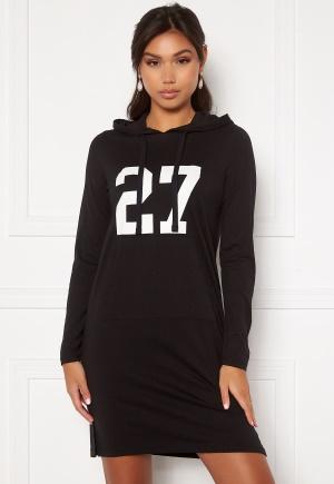 Happy Holly Camila tricot hood Black 32/34