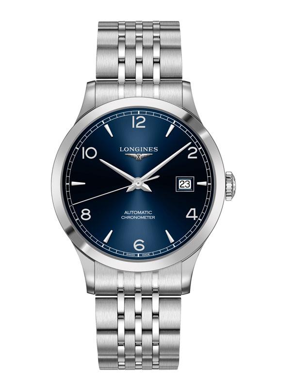 Longines Record Chronometer 40mm L2.821.4.96.6