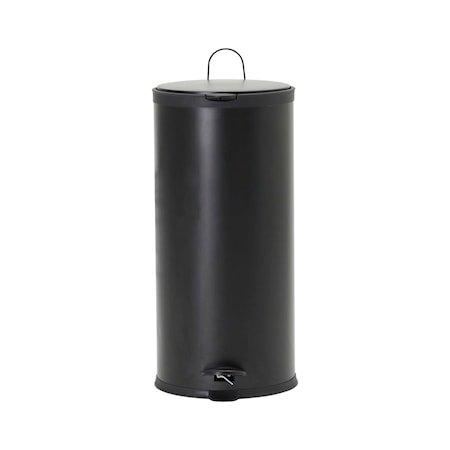Papirkurv Eda Svart 30 liter