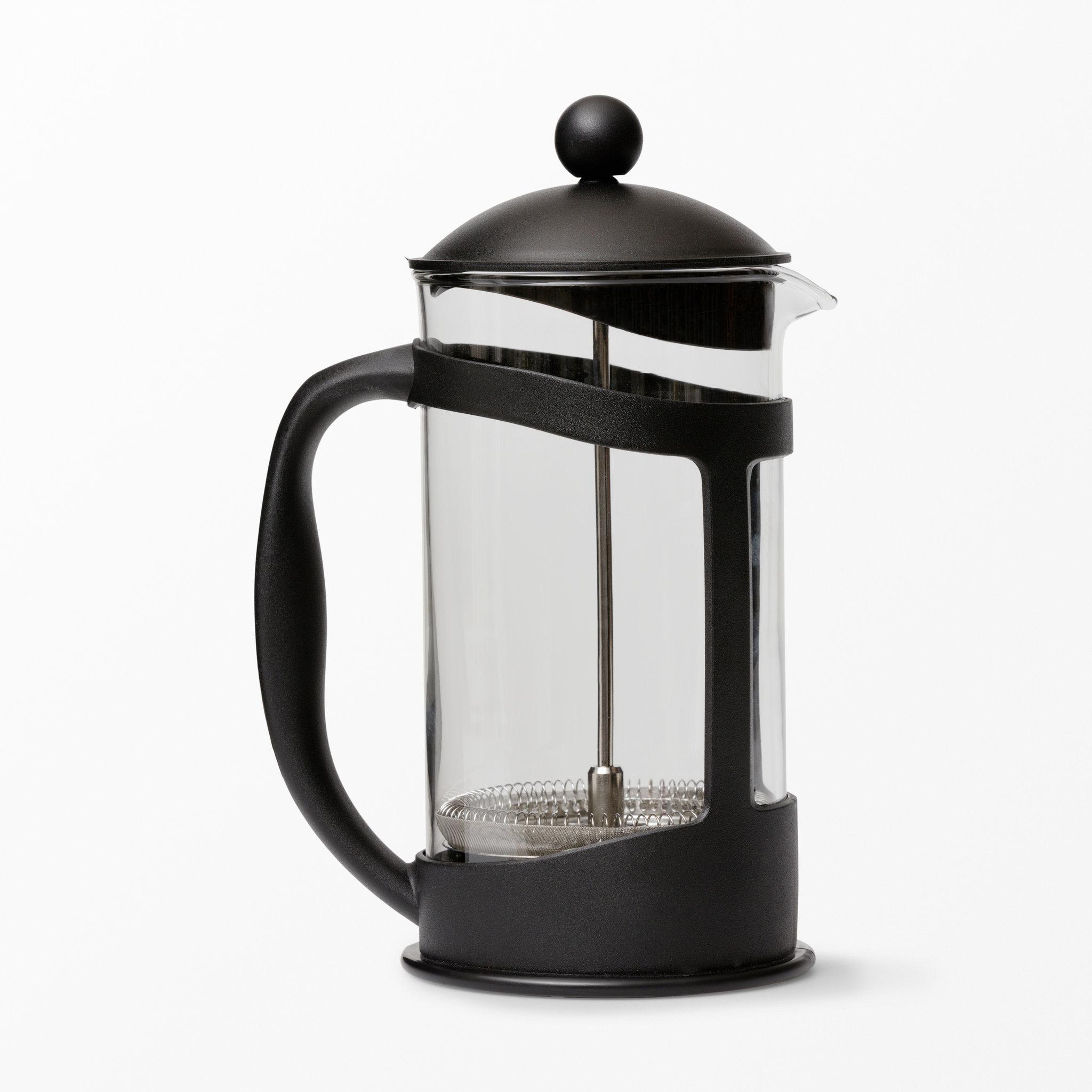 Kaffepress, 8 koppar