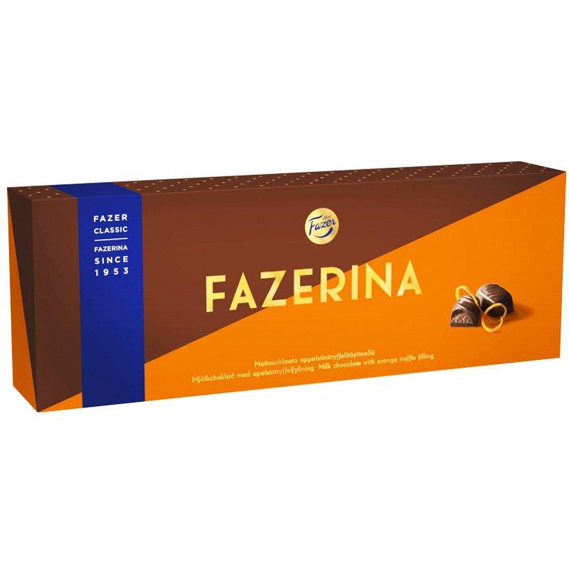 Fazerina Suklaakonvehdit 350g - 25% alennus