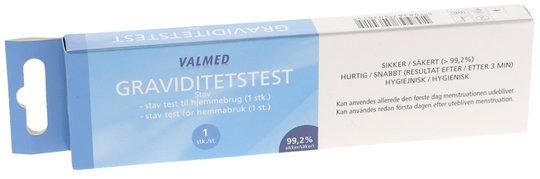 Graviditetstest 1-pack Stav - 41% rabatt