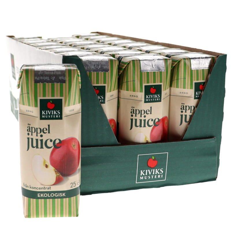 24-pack Äppeljuice - 41% rabatt