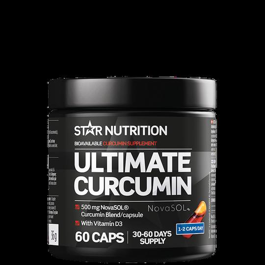 Ultimate Curcumine Licaps, 60 caps