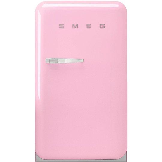 Smeg FAB10RPK5 Kylskåp rosa