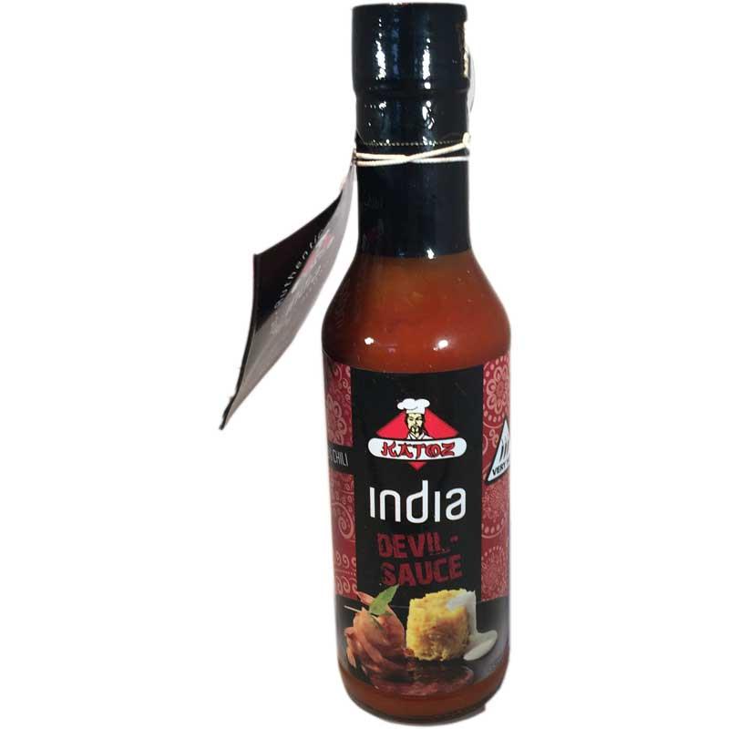 Devil-Sauce India - 75% rabatt