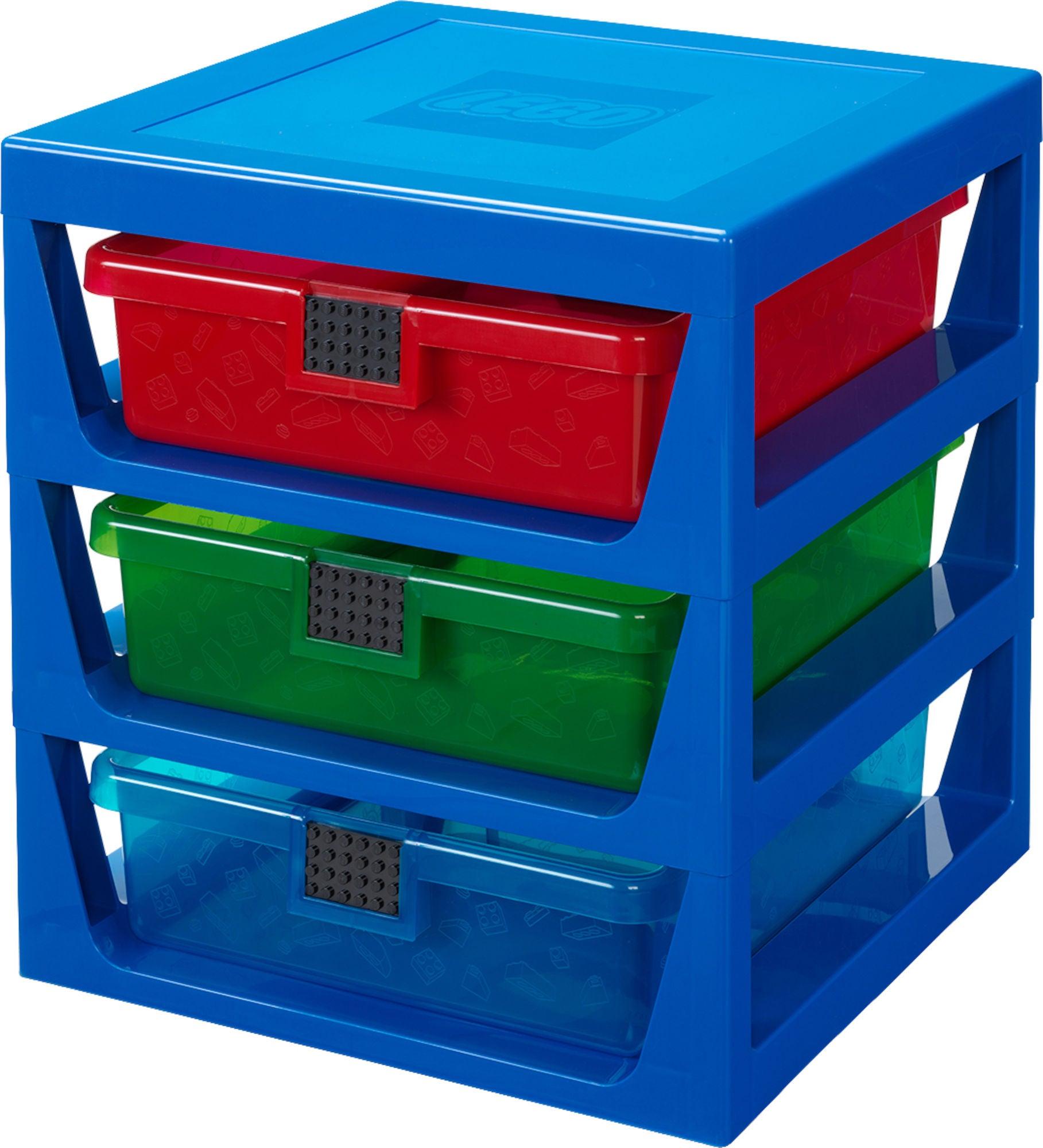 LEGO Lokerikko, Sininen