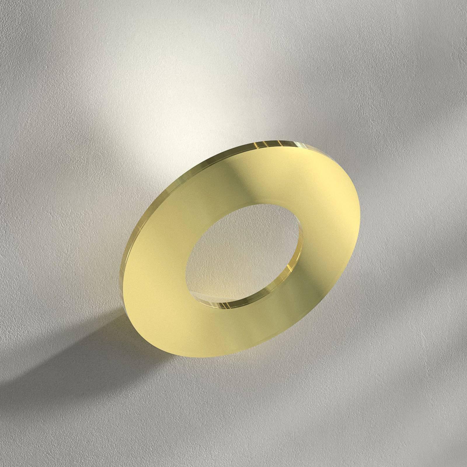Cini&Nils Passepartout - LED-vegglampe, messing