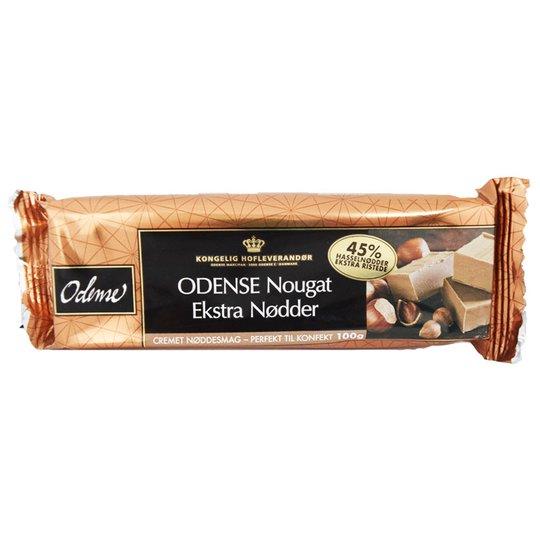 """Nougat """"Extra Nötter"""" 100g - 50% rabatt"""