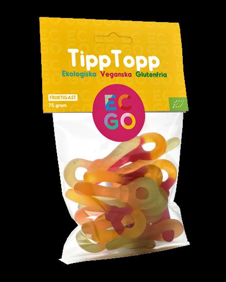 "Eko Godis ""TippTopp"" 75g - 32% rabatt"