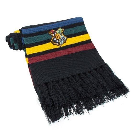 Harry Potter Scarf Hogwarts
