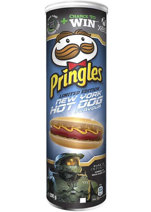 Pringles New York Hot Dog - 200g