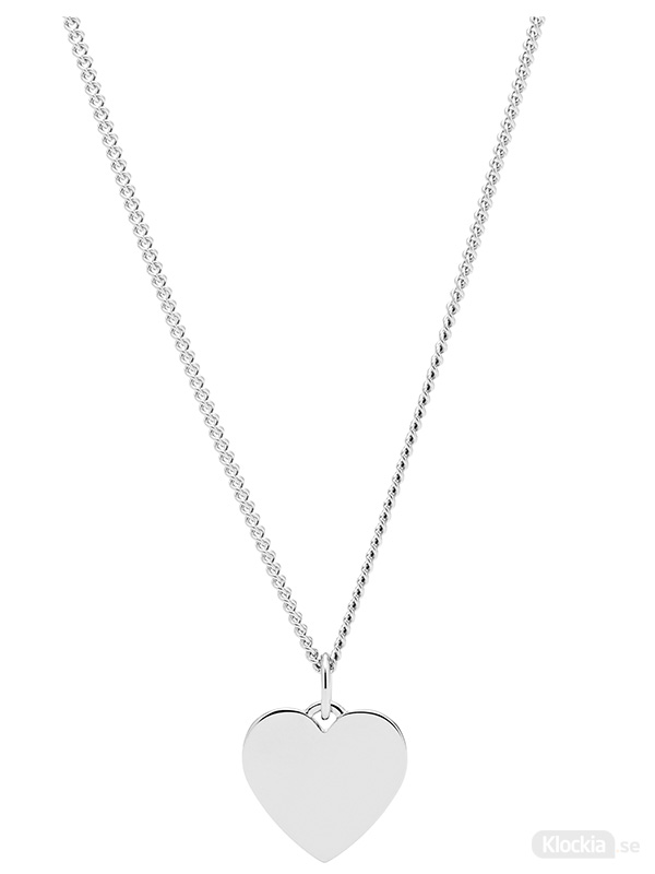 FOSSIL Halsband Vintage Iconic – Silver JF03330040