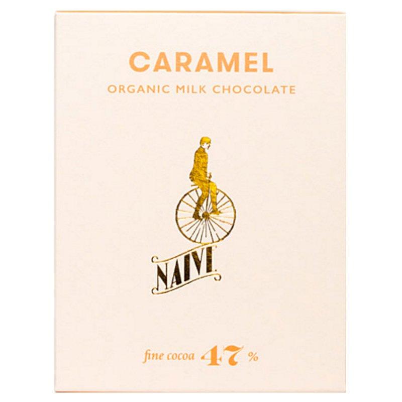 "Mjölkchoklad ""Salt Karamell"" 55g - 46% rabatt"