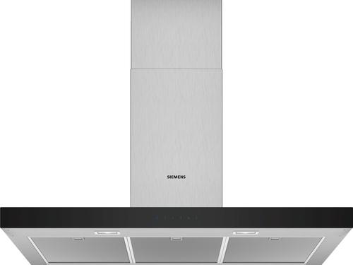 Siemens Lc96bfm50 Iq300 Vägghängd Köksfläkt - Rostfritt Stål