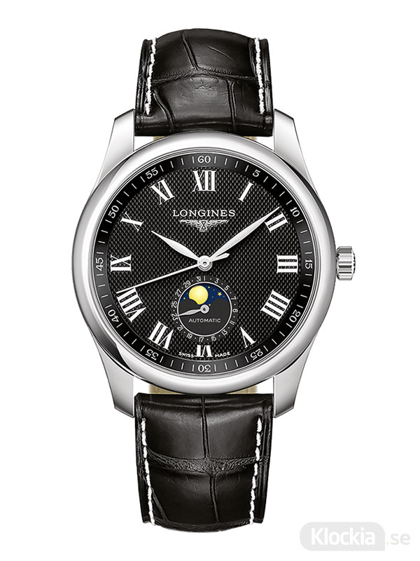 LONGINES Master Collection Moon Phase 40mm L2.909.4.51.7