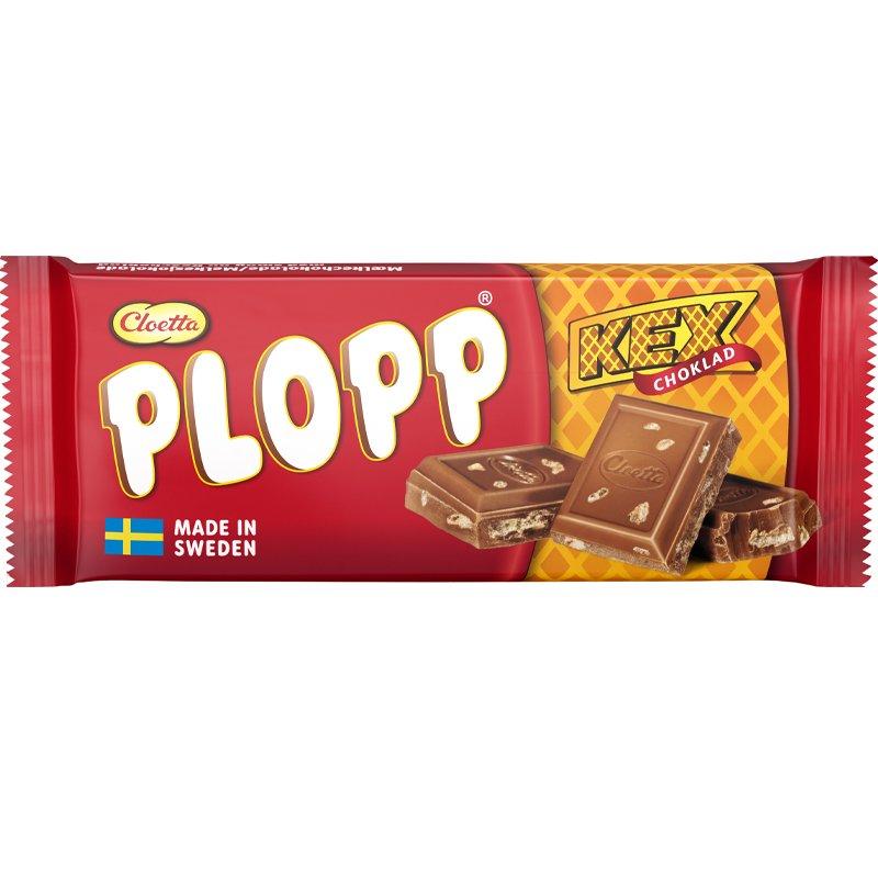 Plopp Kexchoklad - 33% rabatt