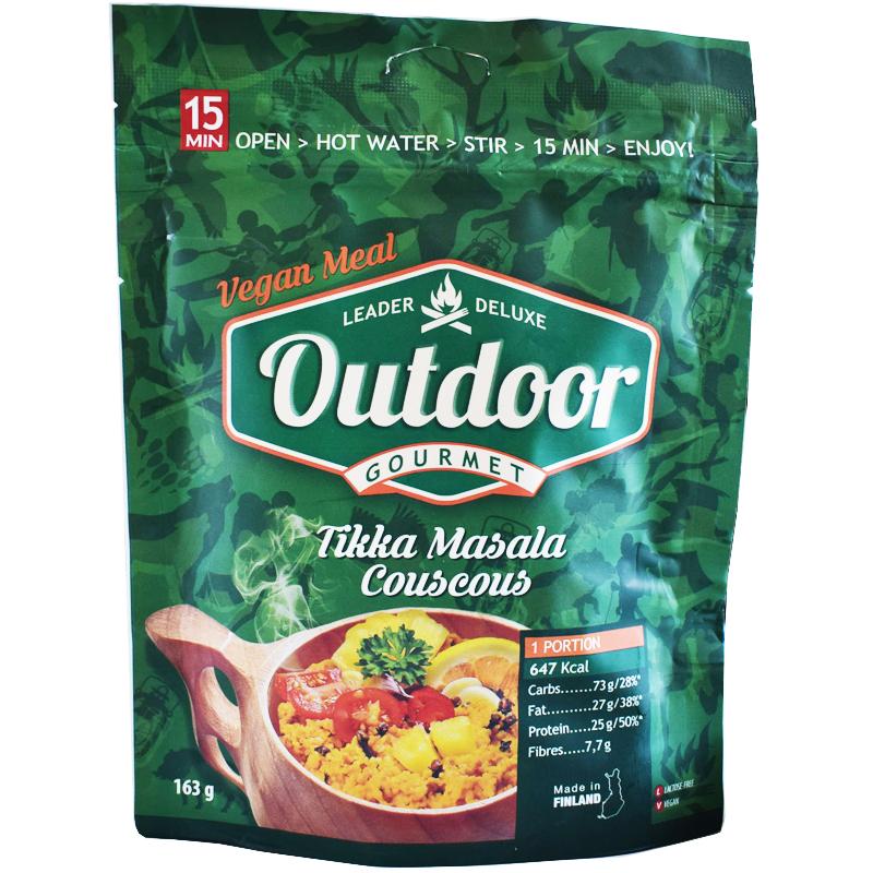 Retkiruoka Tikka Masala Couscous - 21% alennus