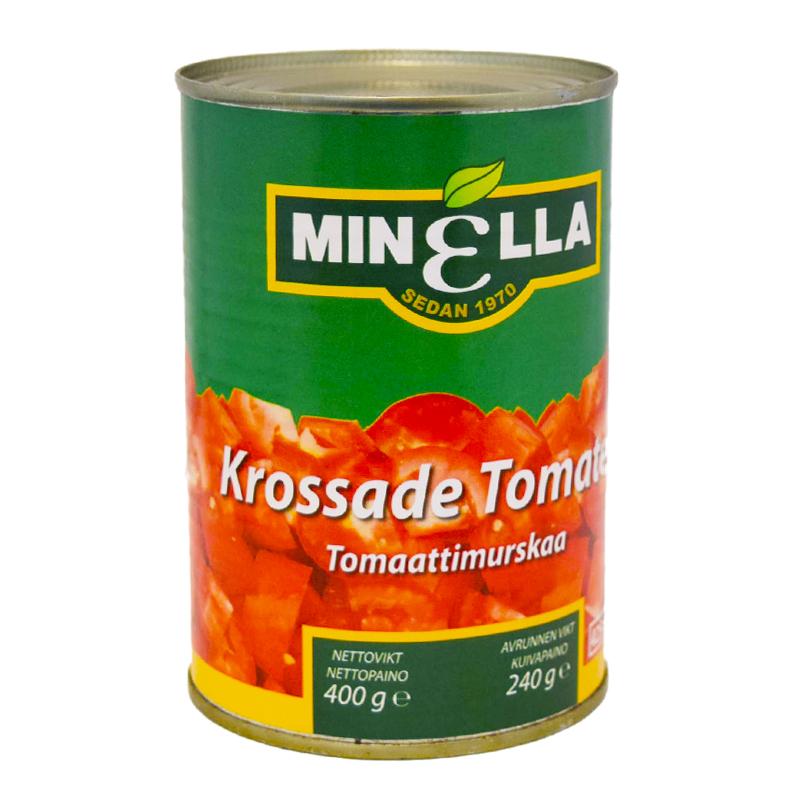 Krossade Tomater 400g - 46% rabatt