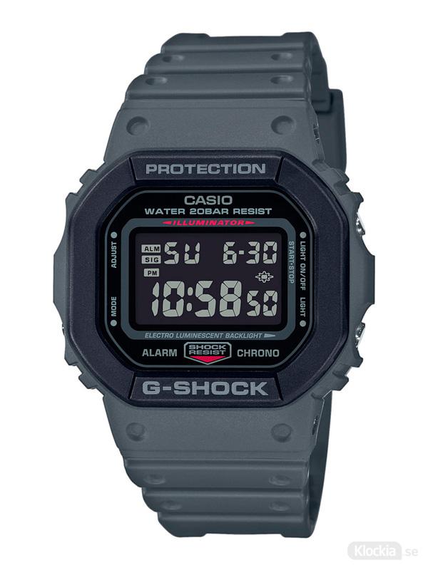 Herrklocka CASIO G-Shock Basic DW-5610SU-8ER