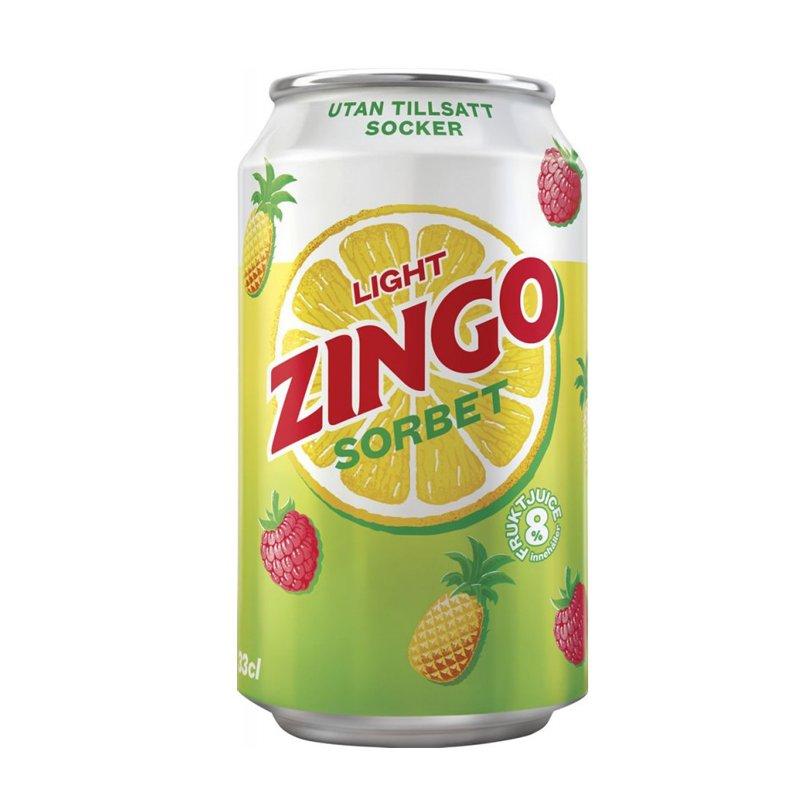 Zingo Light Sorbet - 22% rabatt