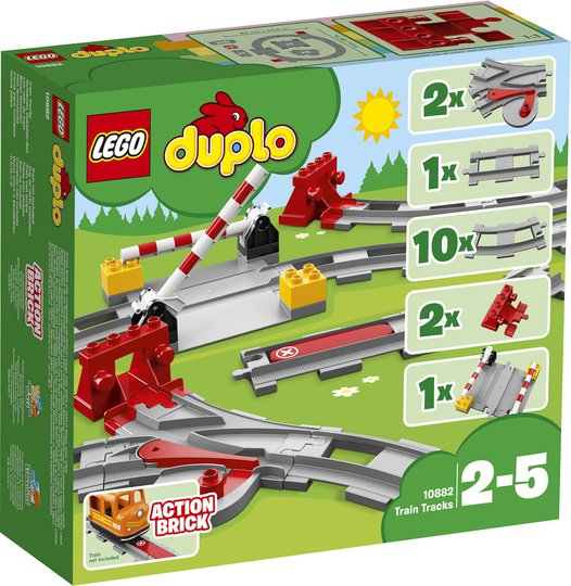 LEGO DUPLO Town 10882 Togskinner