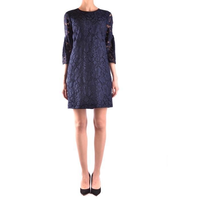 Burberry Women's Dress Blue 164014 - blue 42