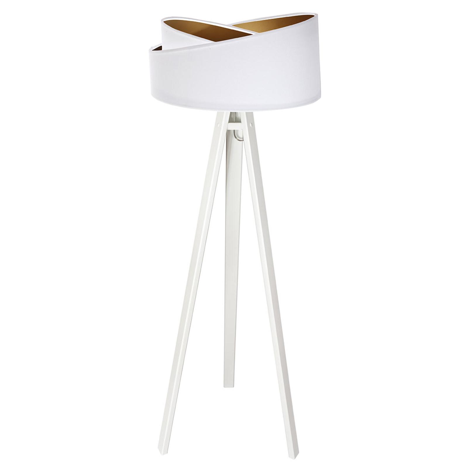 Lattiavalo Chloe 2-värisellä lampunvarjostimella