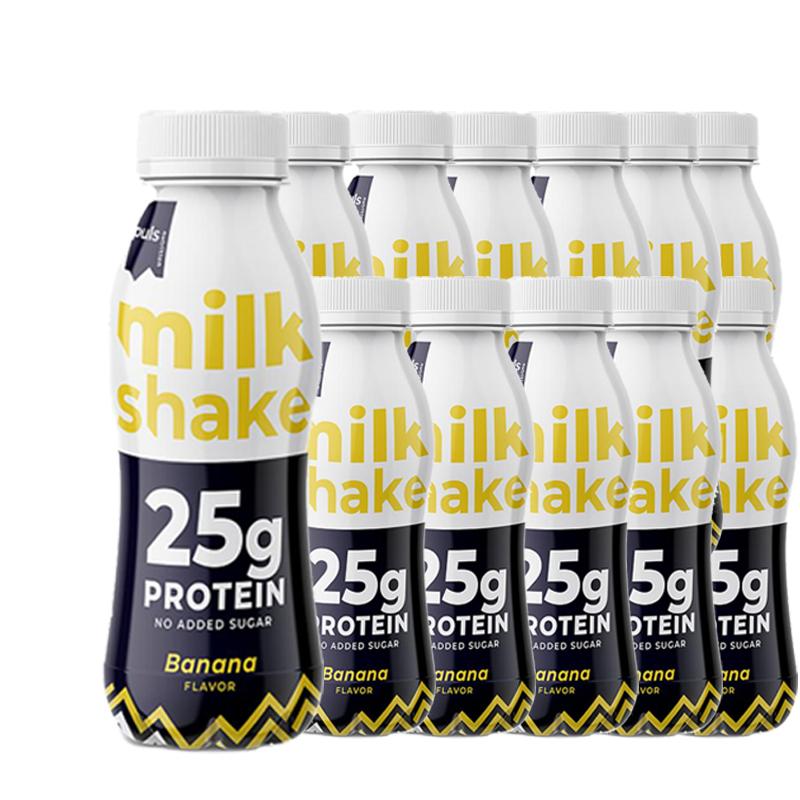 Proteiinijuomat Banaani 12kpl - 65% alennus