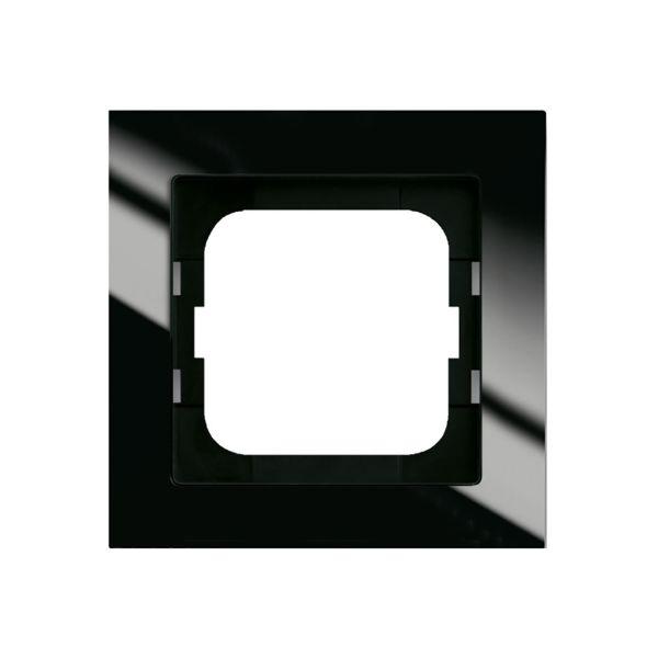 ABB Axcent Dekkramme svart 1 rom