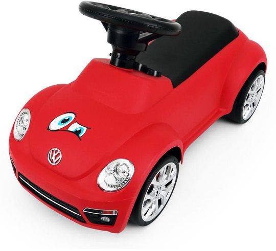 Volkswagen Beetle Gåbil, Rød