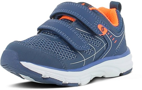 Leaf Borre Sneaker, Navy 24