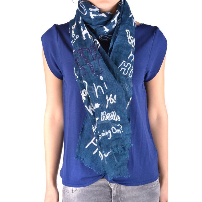 Altea Women's Scarf Blue 160705 - blue UNICA