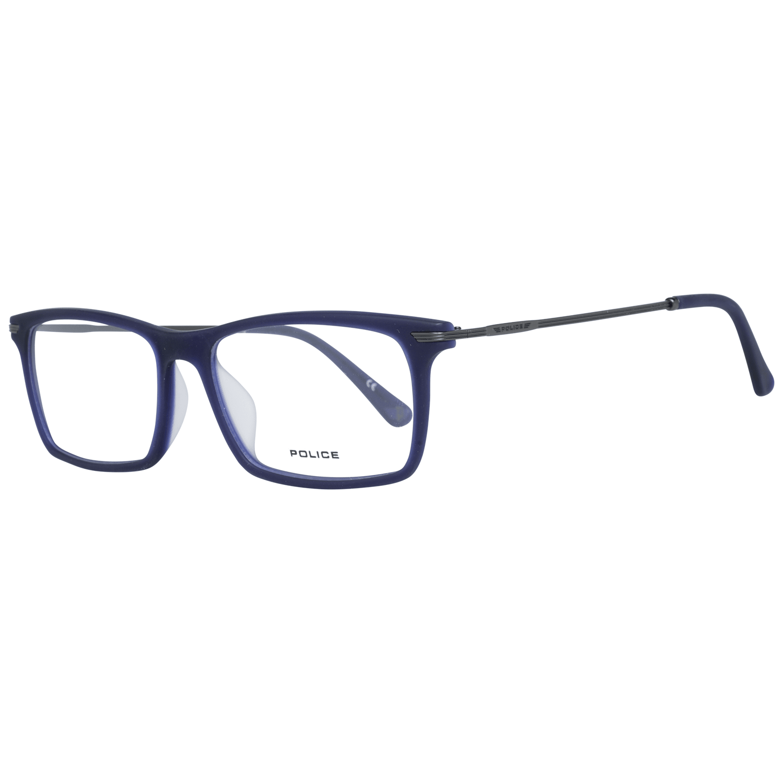 Police Men's Optical Frames Eyewear Blue PL473 52892M