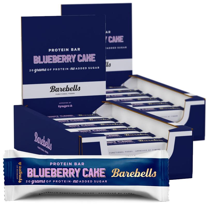 Proteinbars Blueberry Cake 24-pack - 35% rabatt