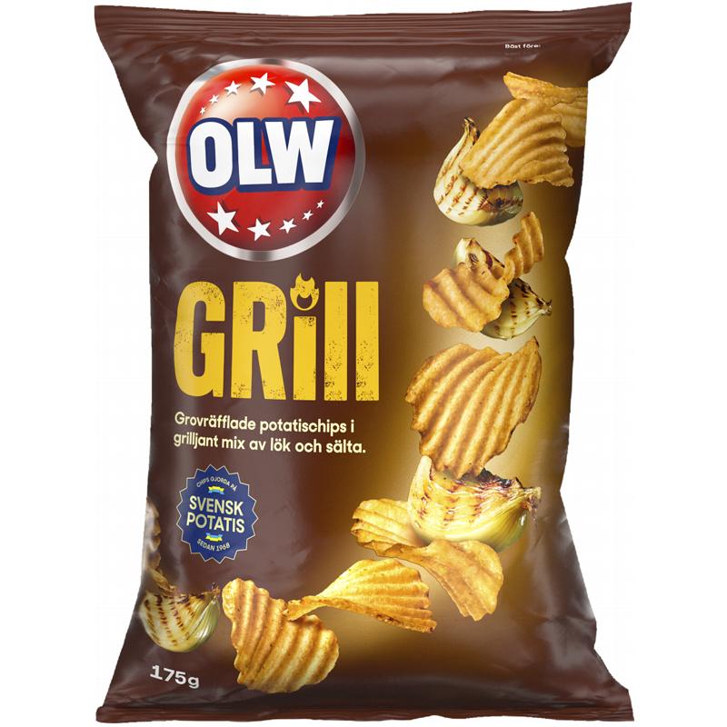 Chips Grill - 21% rabatt
