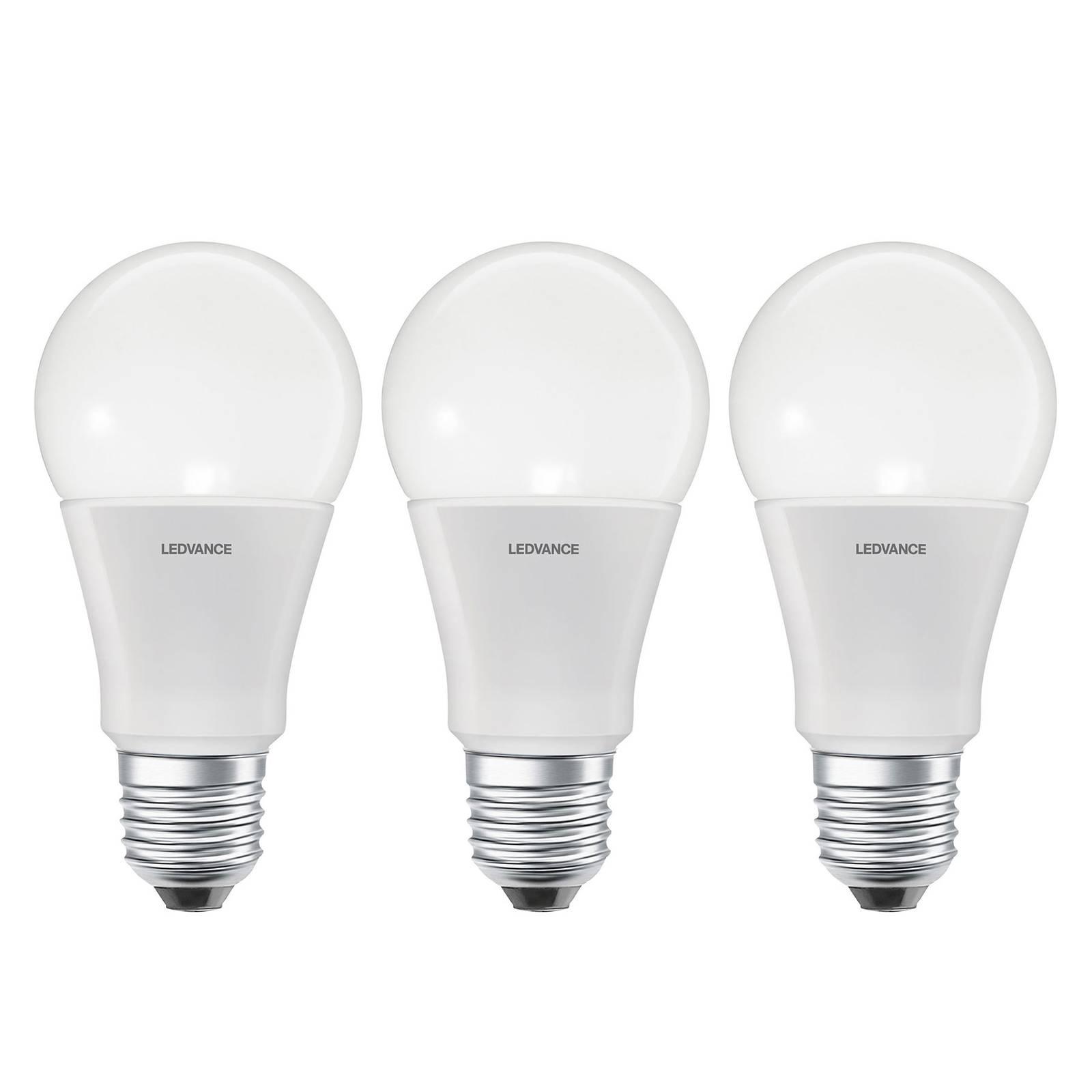 LEDVANCE SMART+ WiFi E27 14W Classic 2 700 K 3 kpl