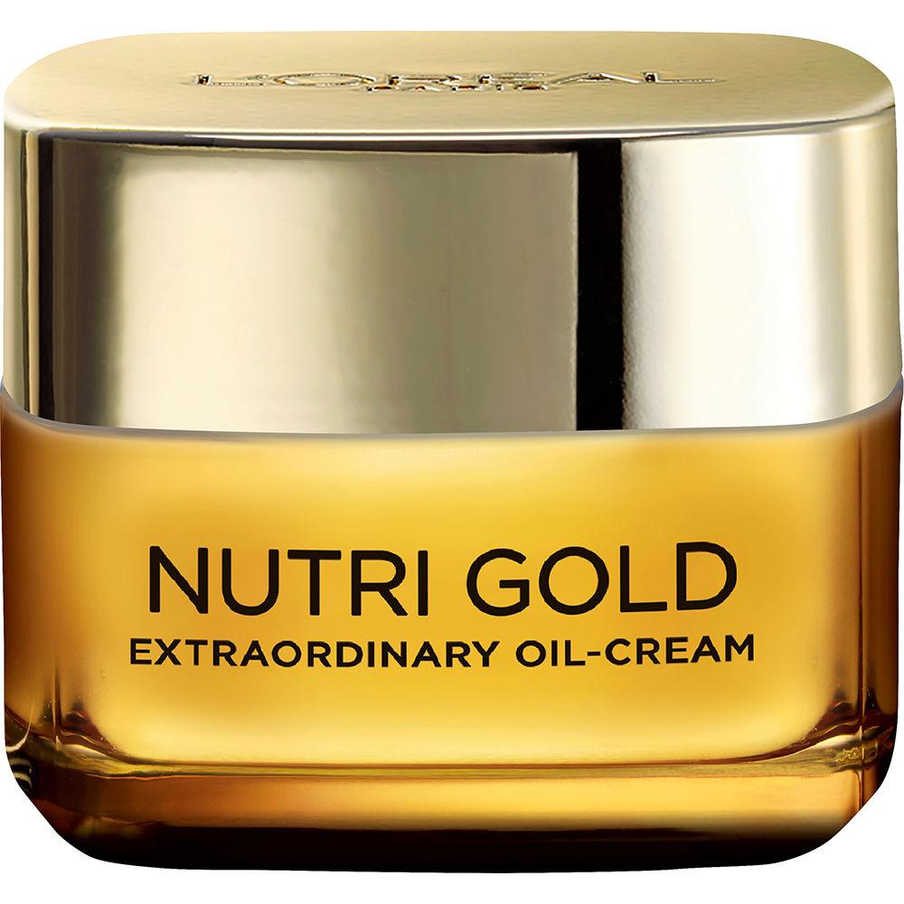 L'Oréal - Nutri Gold Extraordinary Oil-Cream - Day Cream 50 ml