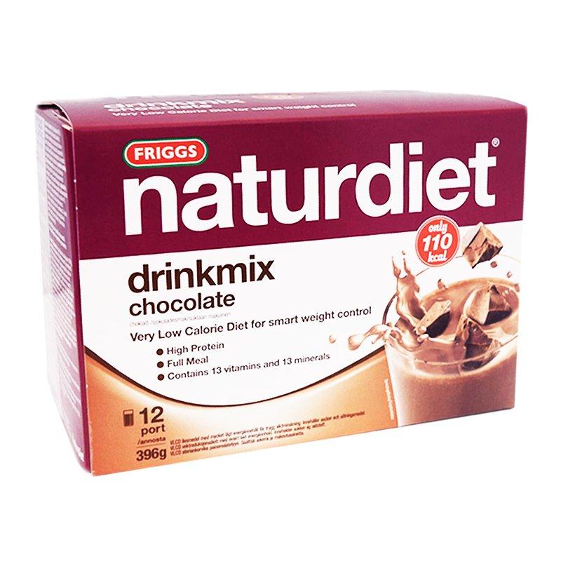 "Ateriankorvike ""Drinkmix"" Suklaa 396 g - 47% alennus"