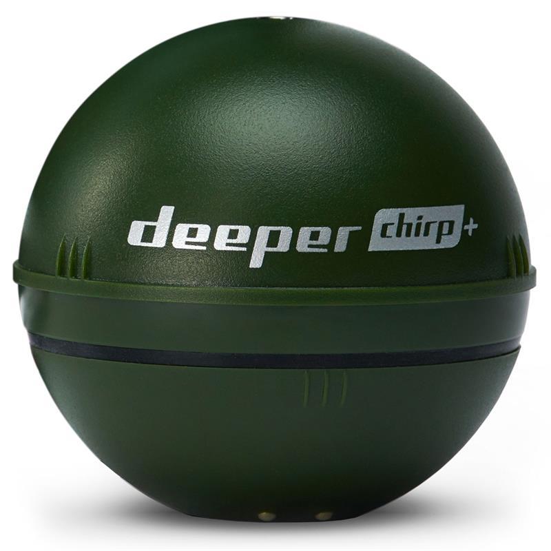 Deeper Smart Sonar Chirp+ Med Wi-Fi og GPS