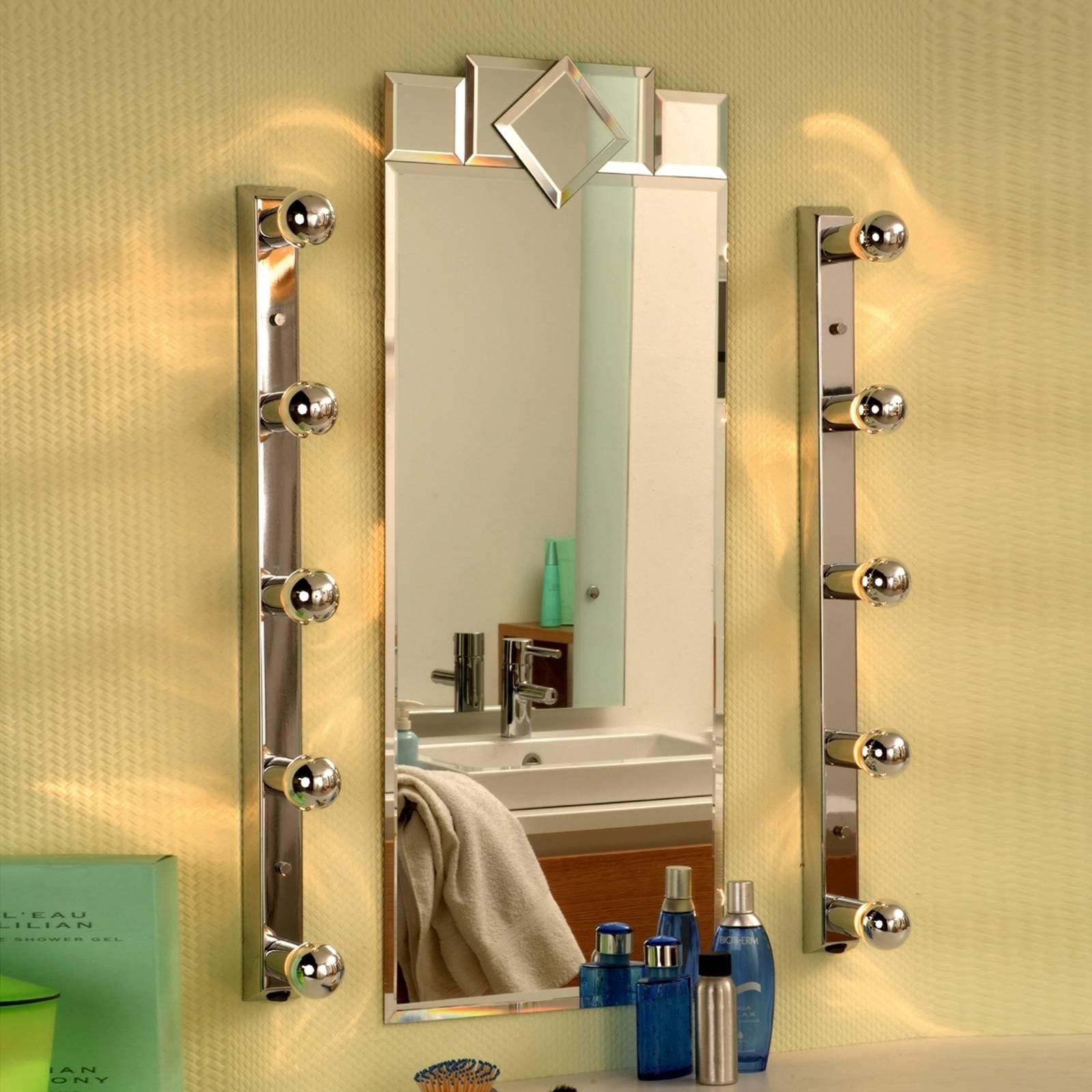 GALERIA REGULA speilbelysning med fem lys