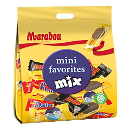 Marabou Mini Mix - 188 gram