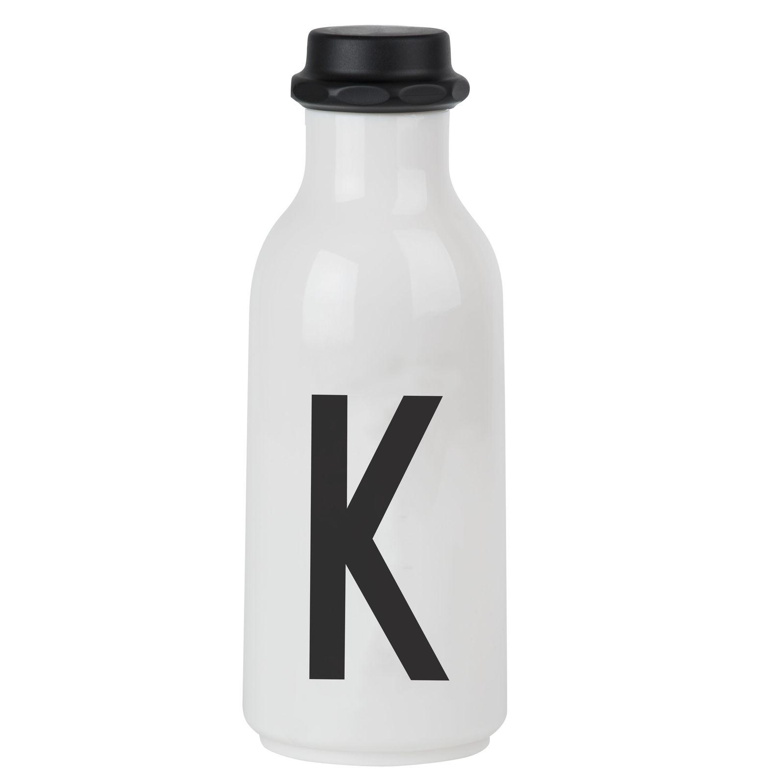 Design Letters - Personal Drinking Bottle - K (20202500K)